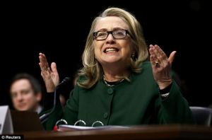 Hillary Benghazi What Difference Does It Make 8-10-15