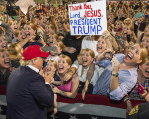 Donald Trump Fangirl 9-12-15